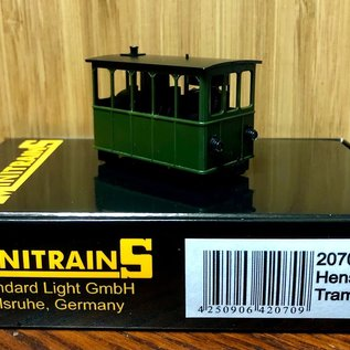 Minitrains Minitrains 2070 Henschel   Kastendampflok