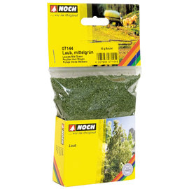 NOCH Noch 07144 Bladeren, medium groen, 50 g
