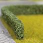 NOCH Noch 21514 Model hedges dark green, 2 pieces, 1,5 x 0,8 cm, each 50 cm long