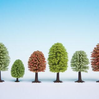 NOCH Noch 26806 Voorjaarsbomen, 25 stuks, 5-9cm hoog