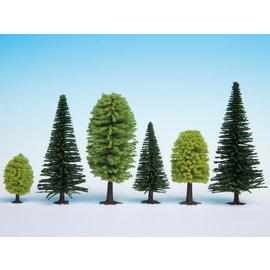 NOCH Noch 26811 Gemengd bos, 25 stuks, 5-14cm hoog