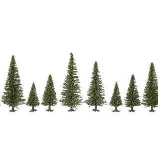 NOCH Noch 32820 Model Fir Trees, 25 pieces, 3,5 - 9 cm high