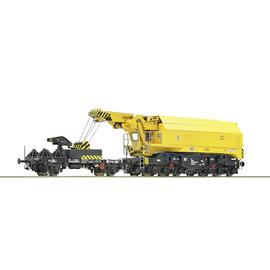 Roco Roco 73035 DB Slewing railway crane for digital operation, Era IV-V (Gauge H0)