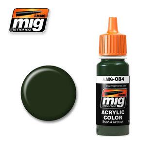 MIG Jimenez MIG 0084 NATO GREEN (17 ML) (NATO groen)