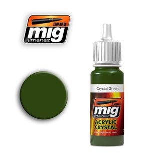 MIG Jimenez MIG 0092 CRYSTAL GREEN (17 ML)