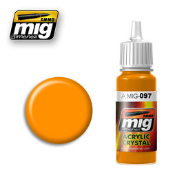 MIG Jimenez MIG 0097 CRYSTAL ORANGE (17 ML)