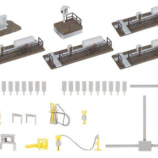 Faller Faller 120264 Switch heating units with accessories
