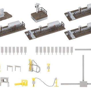 Faller Faller 120264 Wisselverwarmingen met accessoires