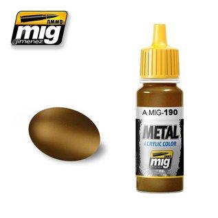 MIG Jimenez MIG 0190 OLD BRASS (17 ML)