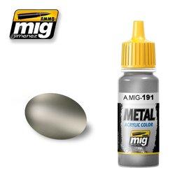 MIG Jimenez MIG 0191 STEEL (17 ML) (STAAL)