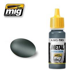 MIG Jimenez MIG 0193 BLUISH TITANIUM (17 ML)