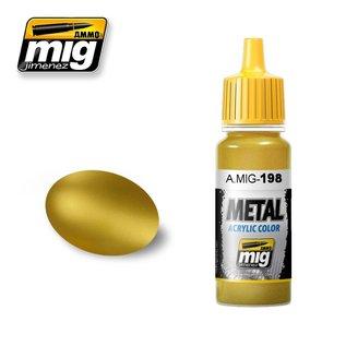 MIG Jimenez MIG 0198 GOLD (17 ML)