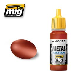 MIG Jimenez MIG 0199 COPPER (17 ML)
