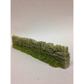 Javis Javis PW1LB Dry stone wall light brown (Gauge H0/00, Resin), approx. 13,5 cm