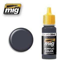 MIG Jimenez MIG 0204 FS 36118 MEDIUM GUNSHIP GRAY (17 ML)