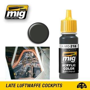 MIG Jimenez MIG 0218 RLM 66 SCHWARTZGRAU (17 ML)
