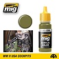 MIG Jimenez MIG 0220 FS 34151 ZINC CHROMATE GREEN (INTERIOR GREEN) (17 ML)