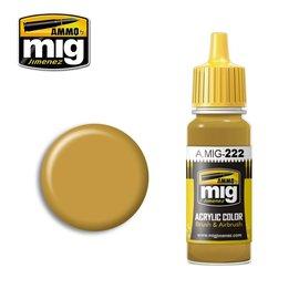MIG Jimenez MIG 0222 RLM 79 SANDGELB (17 ML)