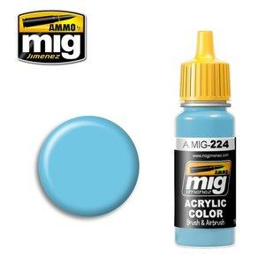 MIG Jimenez MIG 0224 FS 35250 SKY LINE BLUE (17 ML)
