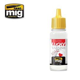 MIG Jimenez MIG 2056 SATIN LUCKY VARNISH (17 ML)