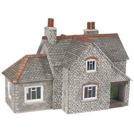 Metcalfe Metcalfe PN157 Landelijk huis (Schaal N)