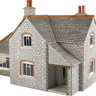 Metcalfe Metcalfe PO257 Landhaus (Baugröße H0/OO)