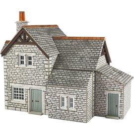 Metcalfe Metcalfe PO258 Gardener's house (H0/OO gauge)