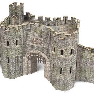 Metcalfe Metcalfe PO291 Castle gatehouse (H0/OO gauge)