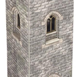 Metcalfe Metcalfe PO292 Wachttoren (Schaal H0/00)