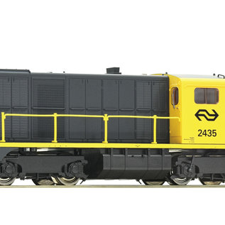 Roco Roco 70789  NS Diesellokomotive 2435 DC Epoche IV-V (Spur H0)