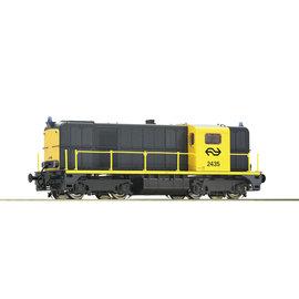 Roco Roco 70790  NS Diesel locomotive 2435 DCC SND Era IV-V (Gauge H0)