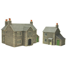 Metcalfe Metcalfe PO250 Manor farm house (H0/OO gauge)