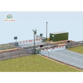 Wills Wills Modern SSM318 Level Crossing Gates  (Gauge H0/00)