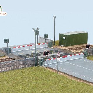 Wills Wills Modern SSM318 Bahnübergang (Spur H0/00)