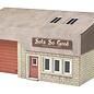 Metcalfe Metcalfe PN185 Industriegebäude (Spur N)