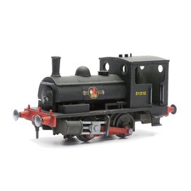 "Dapol C026 Shunting steam locomotive ""Pug"" (Gauge H0/00)"