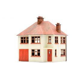 Dapol Dapol C027 Einfamilienhaus (Spur H0/00)