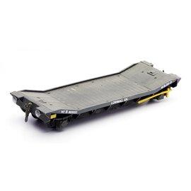 Dapol C044 Lowmac (2-assige dieplader wagon) (Schaal H0/00)
