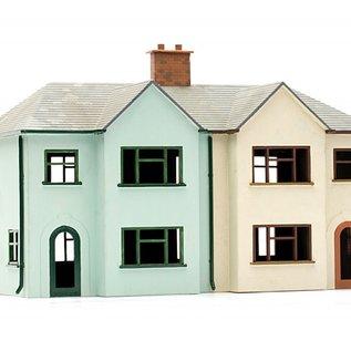 Dapol C057 Semi-detached houses (Gauge H0/00)
