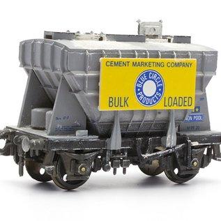 Dapol C040 Zementsilowagen (Spur H0/OO)