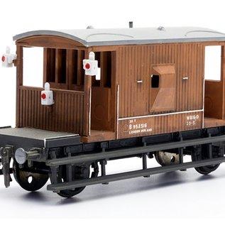 Dapol Dapol C038 Güterzug Begleitwagen ((Spur H0/OO)
