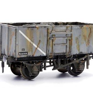 Dapol C037 Offener Güterwagen (Spur H0/OO)