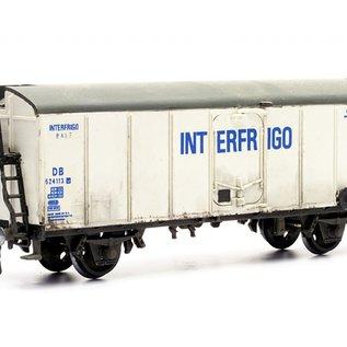 Dapol C042 Interfrigo Kühlwagen (Spur H0/OO)
