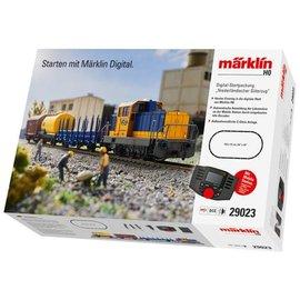 """Märklin Märklin 29023 NS Digitale startset """"Goederentrein """" AC periode VI (schaal HO)"""