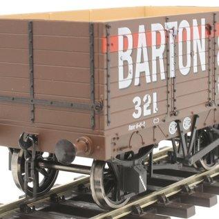 """Dapol Dapol 7F-073-004 """"7 Plank 3 Door Open Wagon"""" (schaal 0)"""