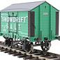 """Dapol Dapol 7F-018-006 """"Salt Van"""" (schaal 0)"""