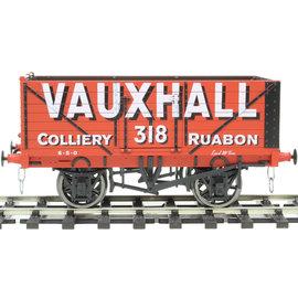 "Dapol Dapol 7F-071-009 ""7 Plank Open Wagon"" (gauge 0)"