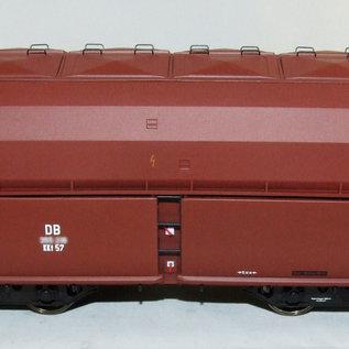 MBW MBW 80446 DB Kkt57 Klappdeckelwagen periode III (schaal 0)