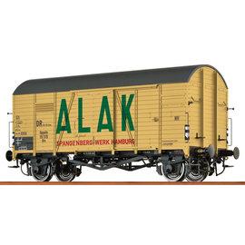 "Brawa Brawa 37195 DR Ged. Güterwagen Grs ""Oppeln"" ""ALAK"" Era III (Gauge 0)"