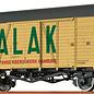 "Brawa Brawa 37195 DR Ged. Güterwagen Grs ""Oppeln"" ""ALAK"" Tijdperk III (Spoor 0)"